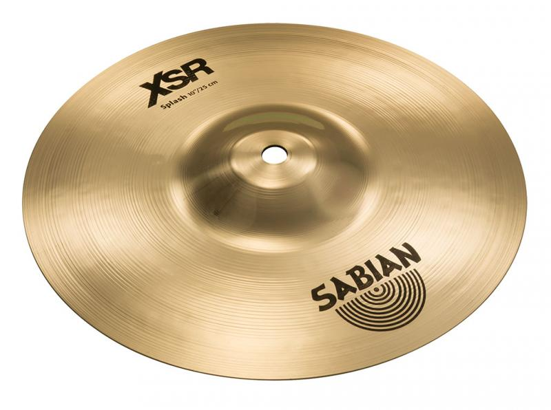 "XSR 10"" SPLASH, Sabian"