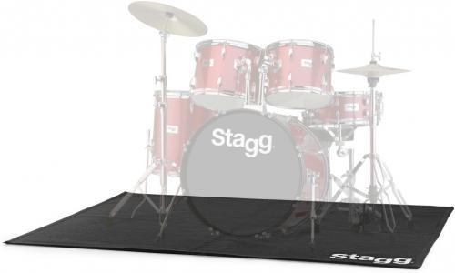 Stagg Trummatta Pro m. Väska