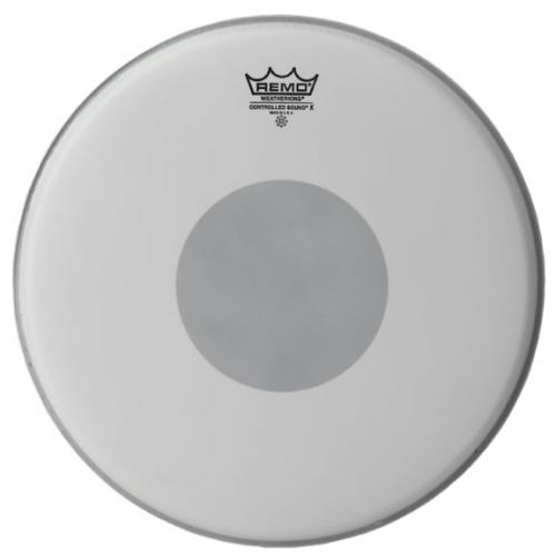 "13"" coated Controlled sound X, Remo"