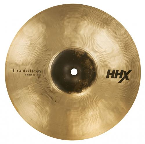 "12"" HHX Evolution Splash Brilliant Finish, Sabian"