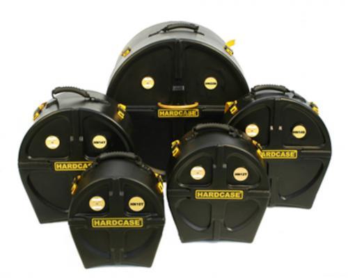 Hardcase Fusion 2 Drum Case Kit