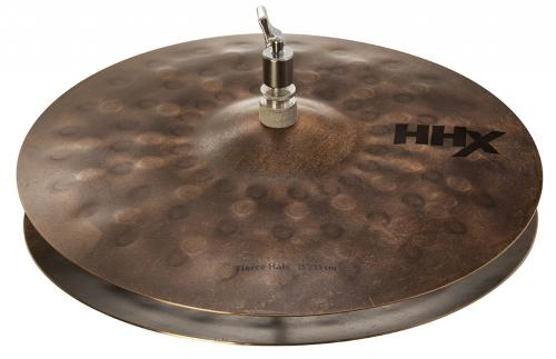 "13"" HHX Fierce Hi-Hats, Sabian"