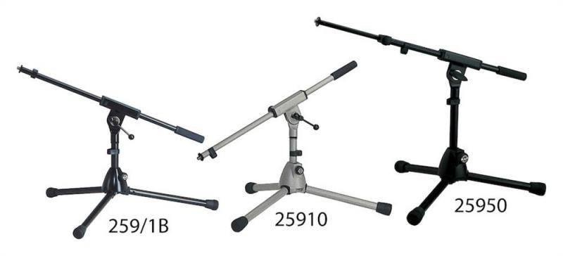 K&M 259/1B Microphone Stand