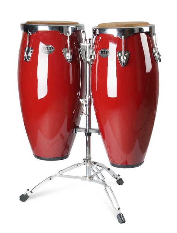 Mano Percussion MP1601F-WRD Conga Set