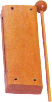 Mano Percussion MP-WB Wood Block