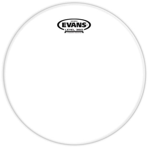 "10"" Clear Genera Resonant, Evans"