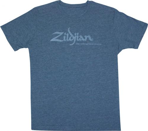 Zildjian T6742 Heathered Blue T-shirt - Medium
