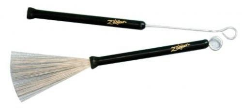 Zildjian Professional Wire Brushes - Retractable