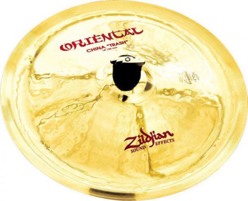 "Zildjian 14"" Oriental China Trash"