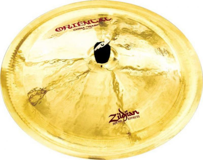 "Zildjian 18"" Oriental China Trash"