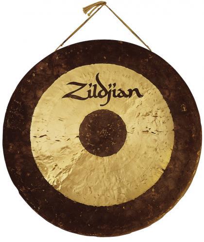 """Zildjian 30"""" Hand Hammered Gong"""