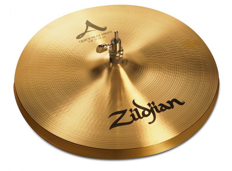"""Zildjian 14"""" A Quick Beat Hihat"""