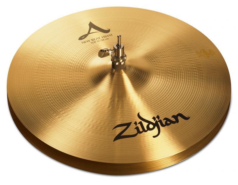 """Zildjian 15"""" A New Beat Hihat"""