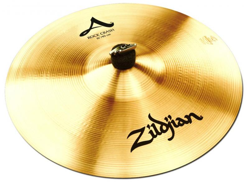 "Zildjian 16"" A Rock Crash"