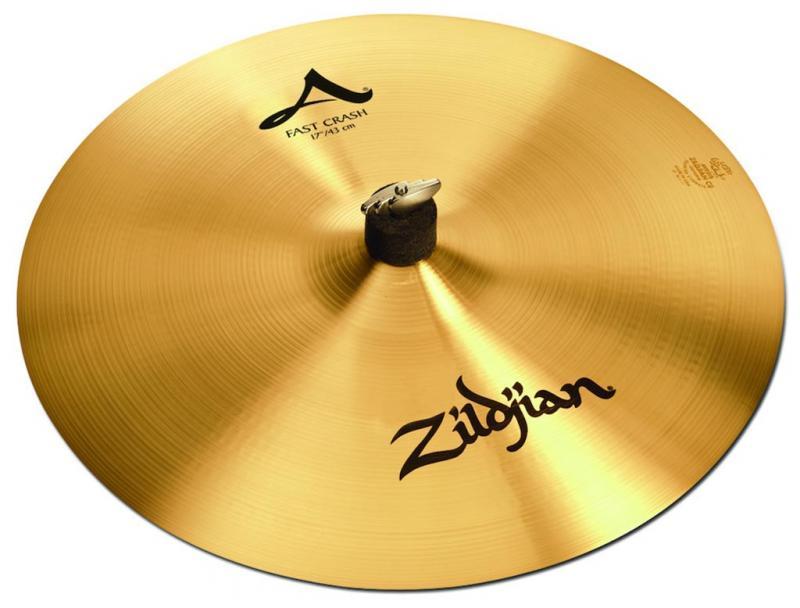 "Zildjian 17"" A Fast Crash"