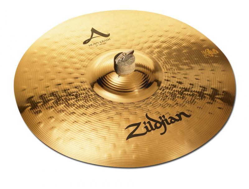 "Zildjian 17"" A Heavy Crash"