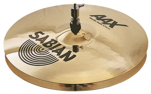 "14"" AAX Studio Hats Brilliant Finish, Sabian"