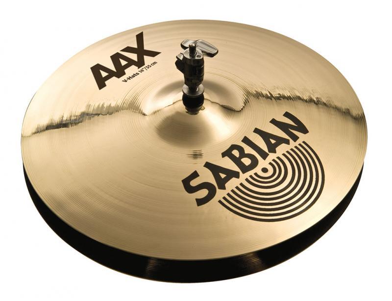 """14"""" AAX V-Hats, Sabian"""