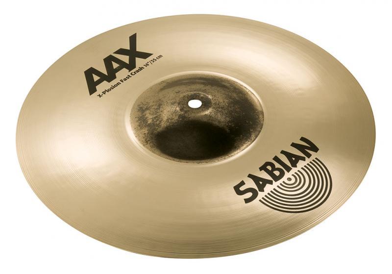 "14"" AAX X-Plosion Fast Crash, Sabian"