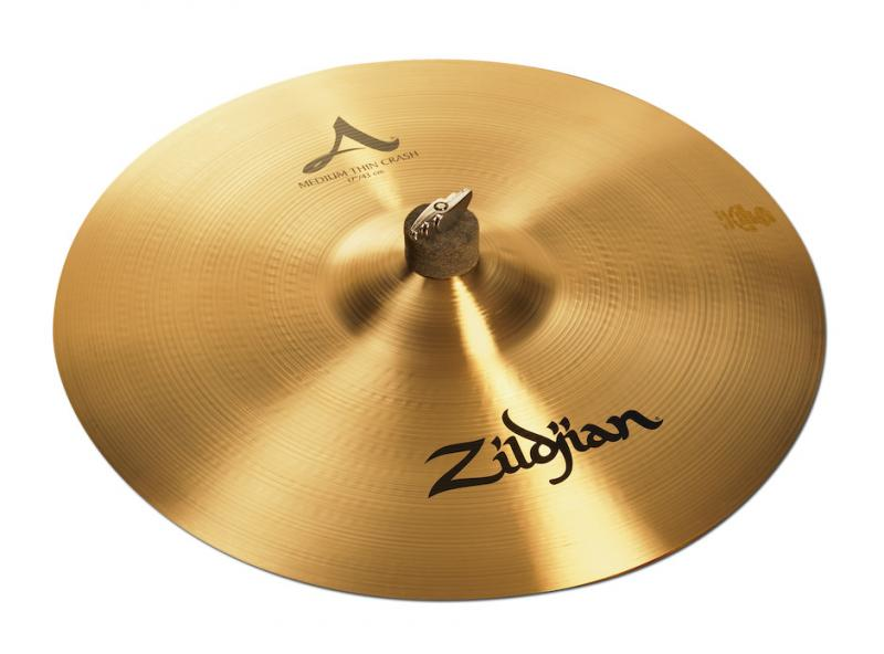 "Zildjian 17"" A Medium Thin Crash"