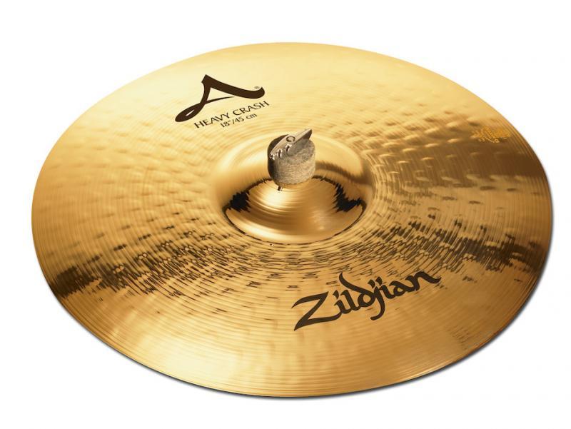 "Zildjian 18"" A Heavy Crash"