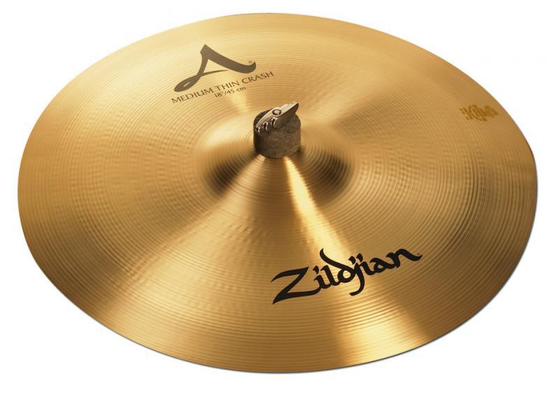 "Zildjian 18"" A Medium Thin Crash"