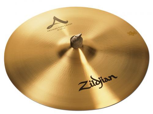 "Zildjian 19"" A Medium Thin Crash"