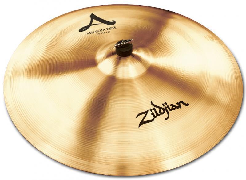 """Zildjian 24"""" A Medium Ride"""