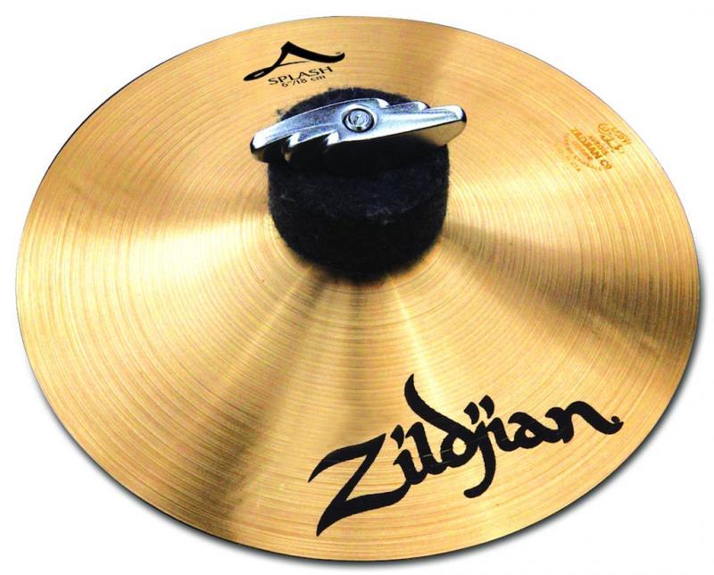 "Zildjian 6"" A Splash"