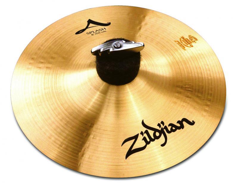 "Zildjian 8"" A Splash"