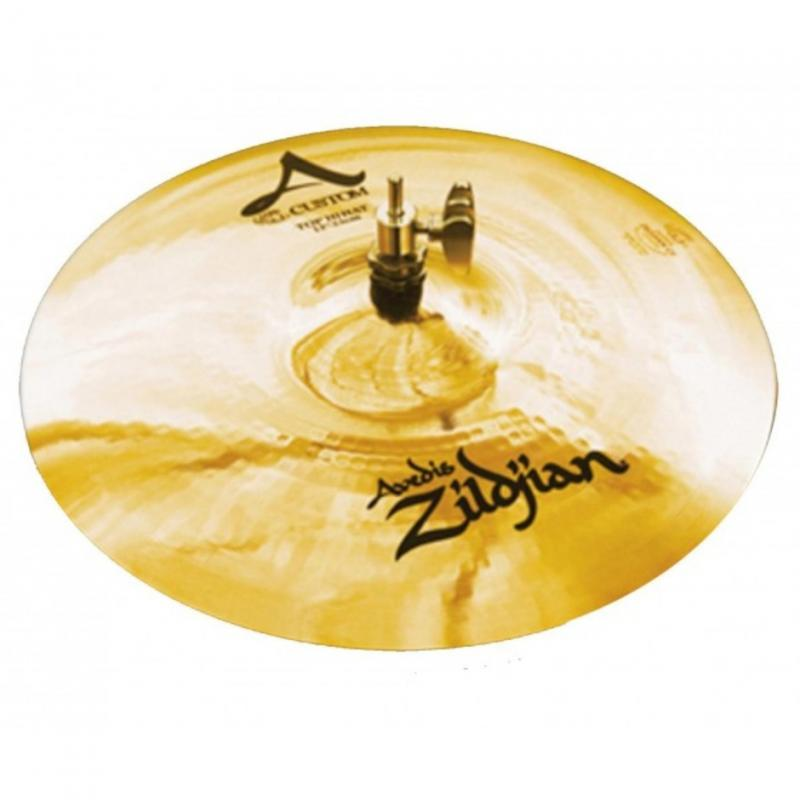 "Zildjian 13"" A Custom Hihat - Top only"
