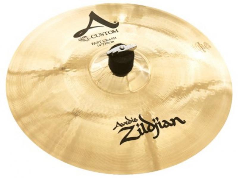 "Zildjian 14"" A Custom Fast Crash"