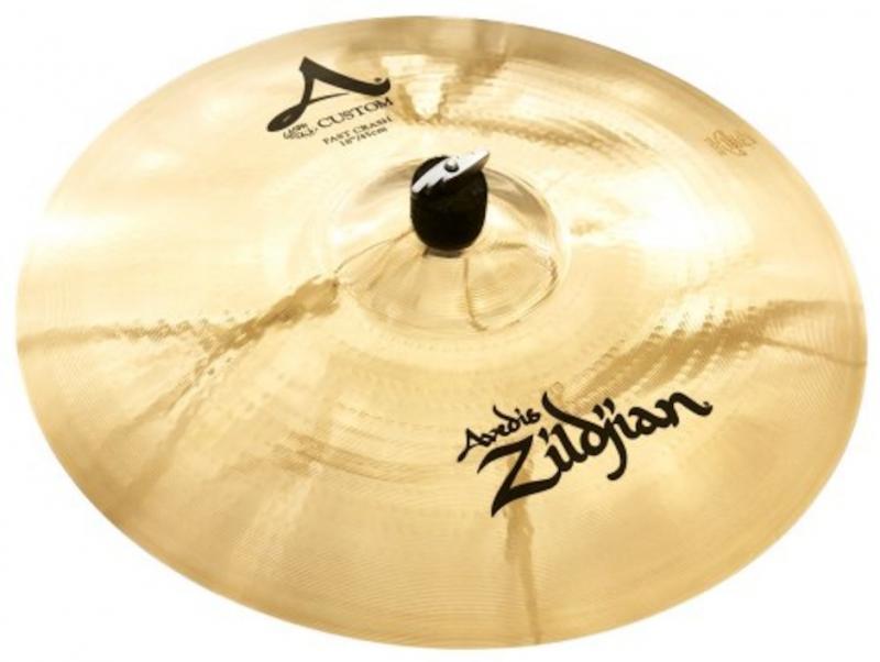 "Zildjian 15"" A Custom Fast Crash"