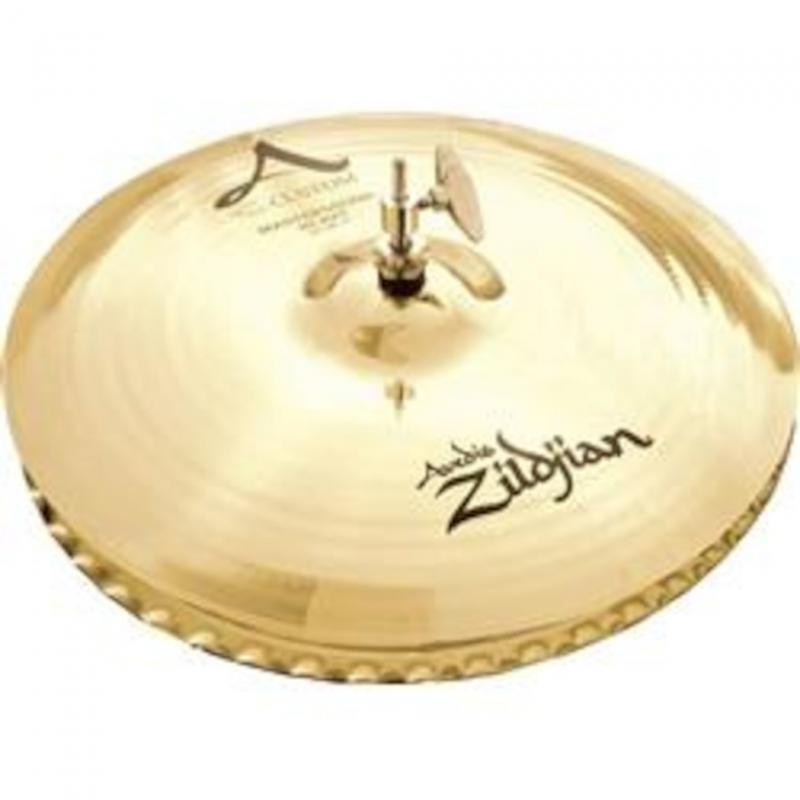 """Zildjian 15"""" A Custom Master Sound Hihat"""