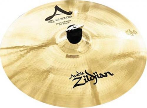 "Zildjian 16"" A Custom Fast Crash"