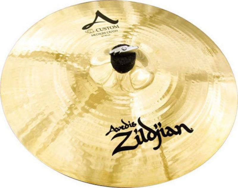 "Zildjian 19"" A Custom Medium Crash"