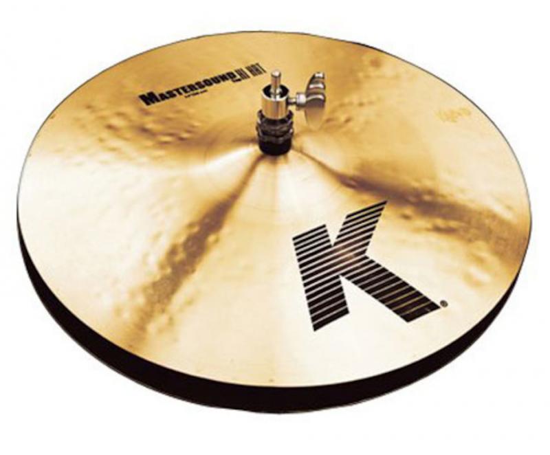 """Zildjian 14"""" K Master Sound Hihat"""