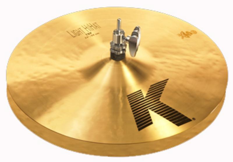 """Zildjian 15"""" K Light Hihat"""