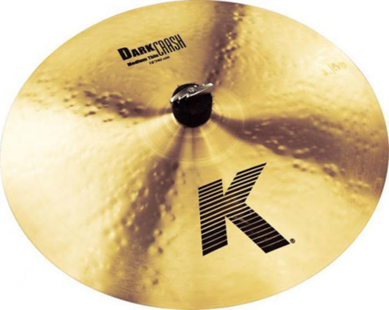 "Zildjian 16"" K Dark Crash Thin"