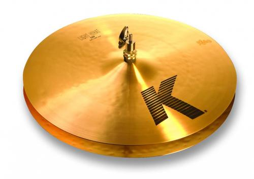 "Zildjian 16"" K Light Hi-hat"