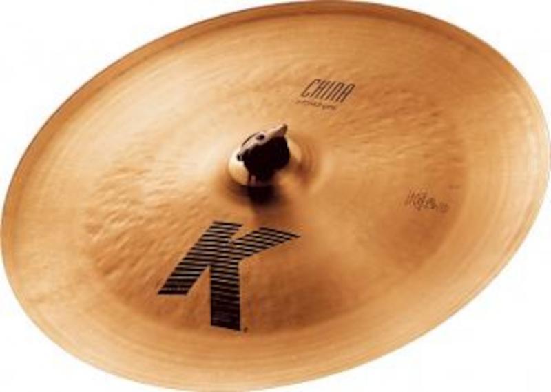 """Zildjian 17"""" K China"""