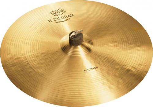 "Zildjian 17"" K Constantinople Crash"