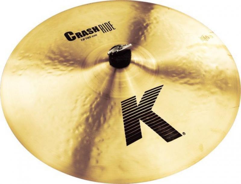 "Zildjian 18"" K Crash Ride"