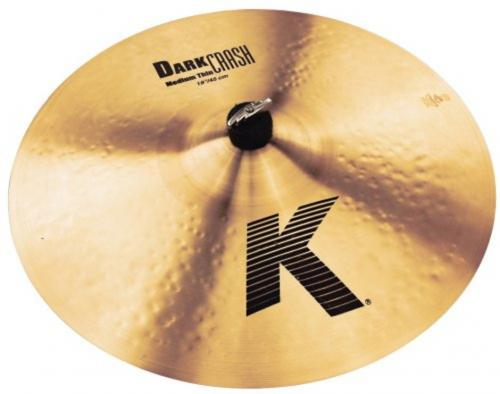 "Zildjian 18"" K Dark Crash Medium Thin"