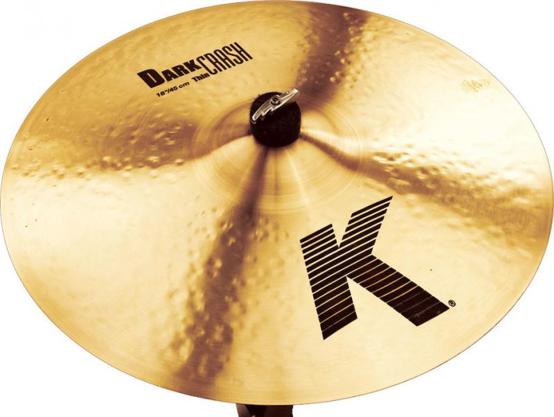 "Zildjian 18"" K Dark Crash Thin"