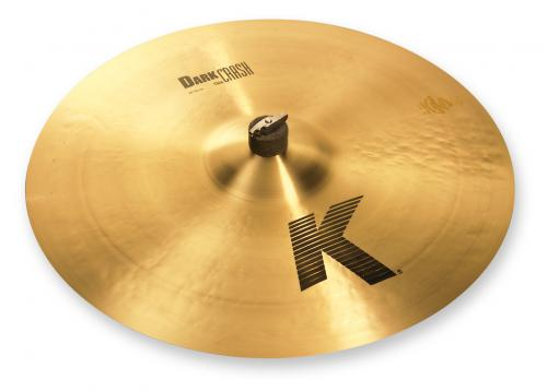 "Zildjian 20"" K Dark Crash Thin"