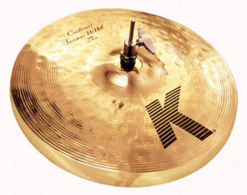 "Zildjian 14"" K Custom Session Hihat"