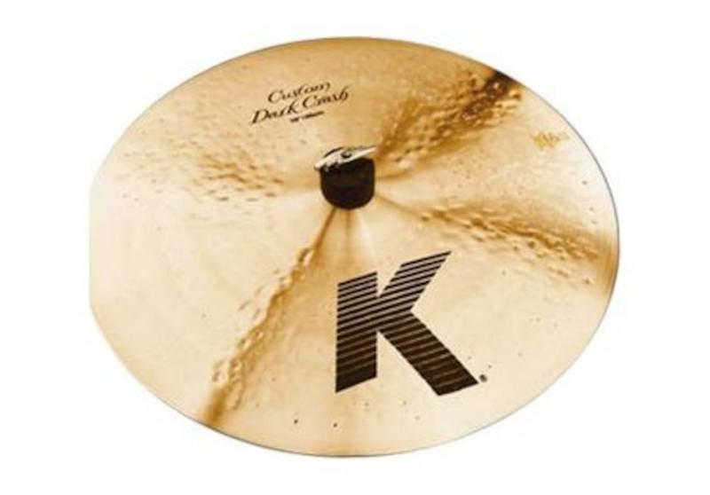 "Zildjian 16"" K Custom Dark Crash"
