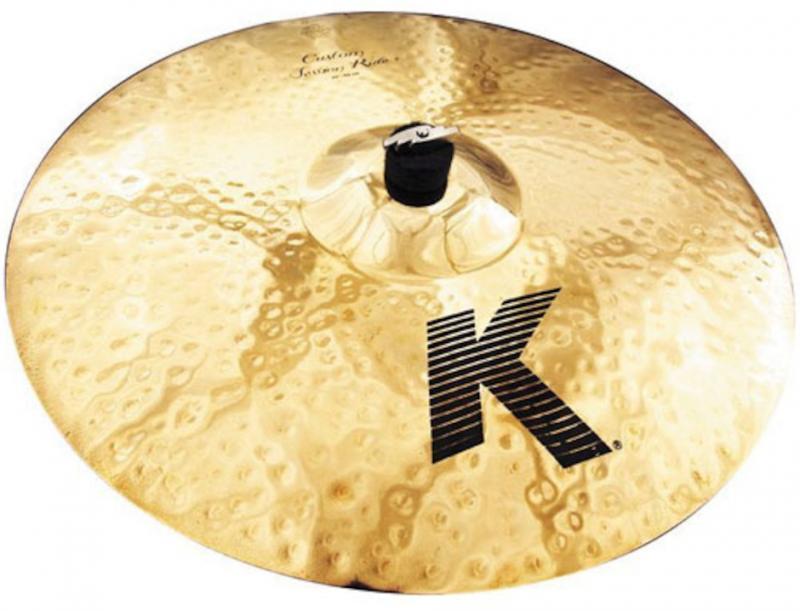 "Zildjian 20"" K Custom Session Ride"