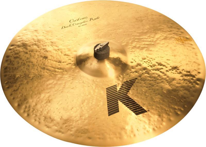 "Zildjian 21"" K Custom Complex Ride"